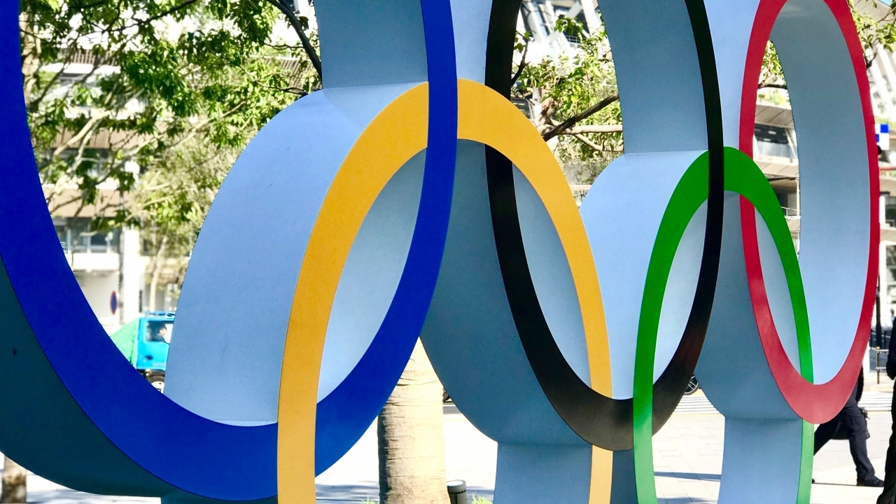 The 5 Olympic Rings