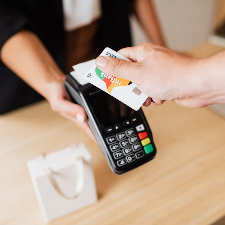 Contactless payment